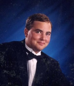 My high school senior portrait from Red Hook High School taken in 1996.