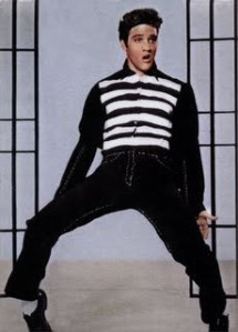 The Elvis movie that inspired my Lip Sync act.