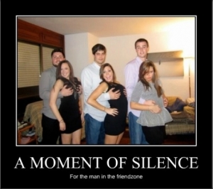 Yes, a moment of silence indeed.